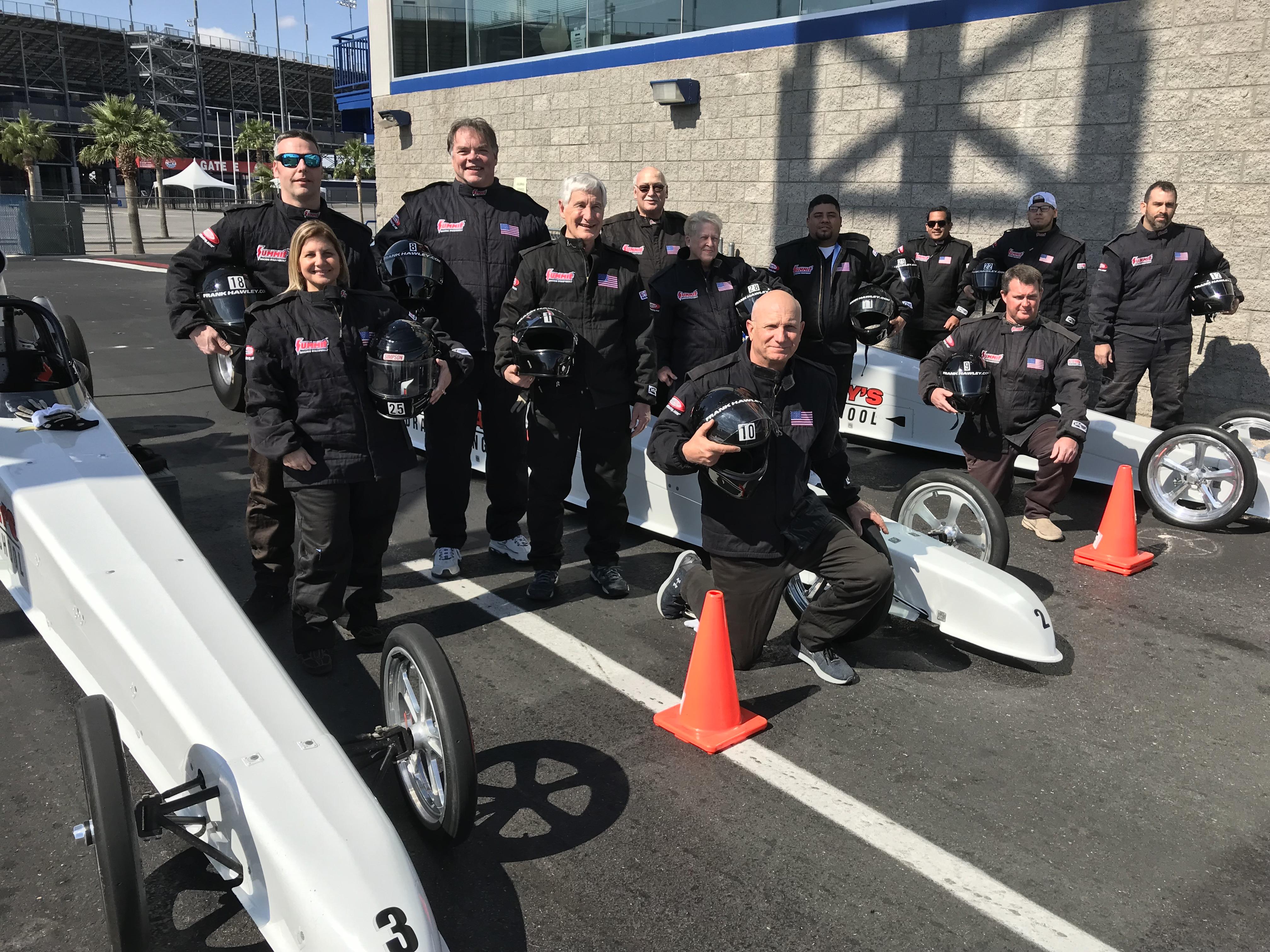 Bring Your Own Parts Auto Repair >> Repair America Day at Frank Hawley's Drag Racing School!